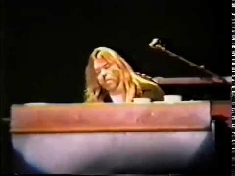 Gregg Allman Band, Molson Park, Ontario, Canada 08-27-88