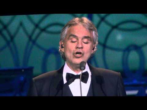 Andrea Bocelli - Moscow 2014