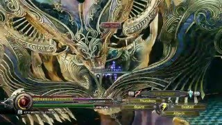 Lightning Returns: FFXIII (PC/60fps/JP) - Bhunivelze Final Boss Battle Gameplay + Ending