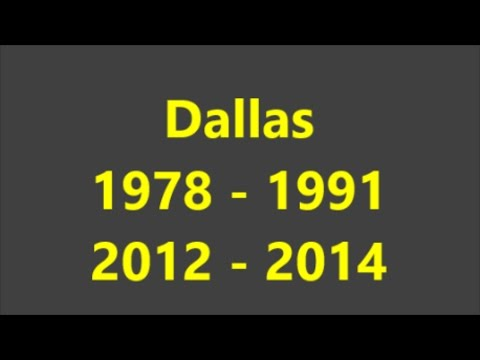 Dallas Opening Compilation