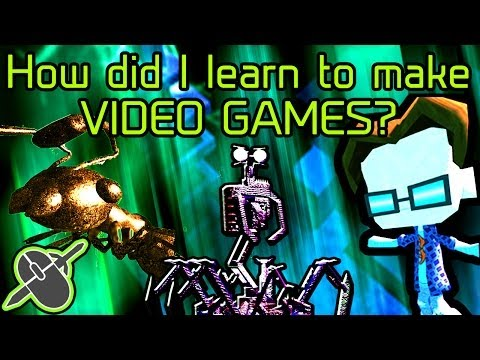 How I Taught Myself to Make Video Games