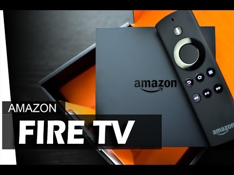 Amazon Fire TV - REVIEW - YouTube