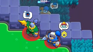 Trolling All Brawlers in Brawl Stars 2020 🤣 Funny Moments & Fails