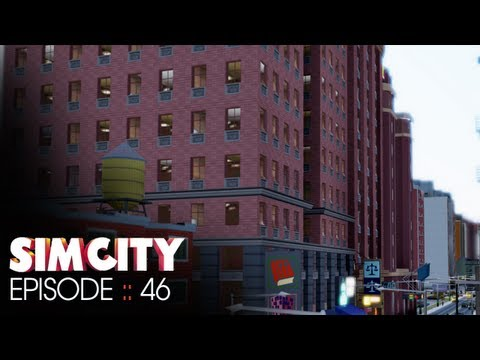 SimCity :: Episode 46 :: More Slums? More Everything!