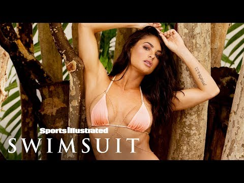 Kayla Fitzgerald Brings The Heat For Her Steamy Debut | Casting Call | Sports Illustrated Swimsuit