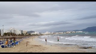 Cala Millor Mallorca  Wetter