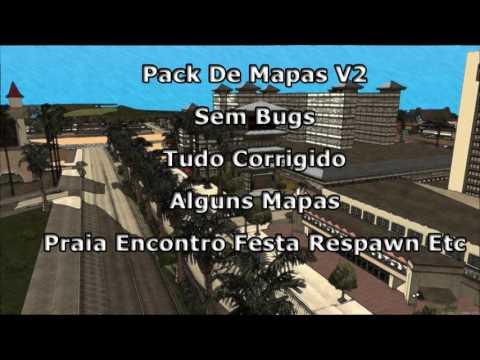 [MTA SA]  PACK MAPAS V2