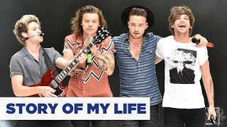 One Direction 'story Of My Life' Summertime Ball 2015
