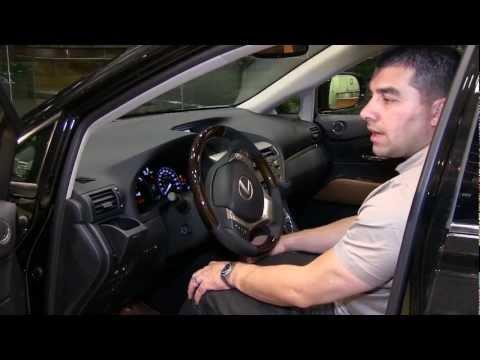2013 Lexus RX450h full demo by Jim Sairoglou - Call 416-822-7990