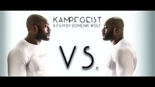 Kampfgeist // a film by Domenik Wolf