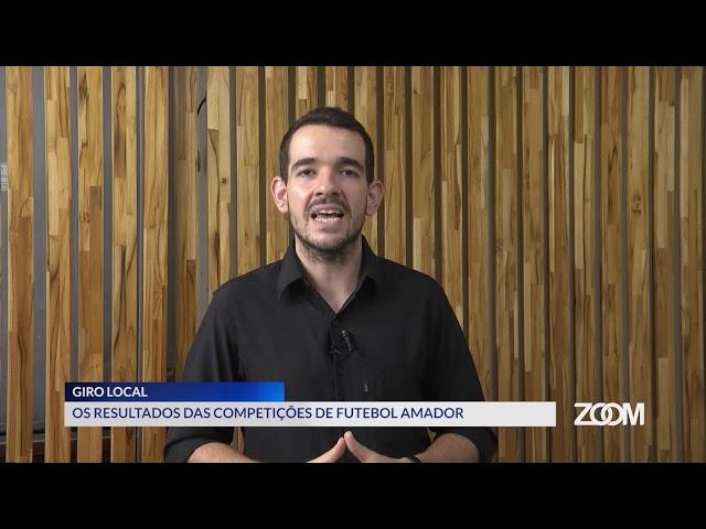 16-04-2019 - GIRO LOCAL COM VINICIUS GASTIN - ZOOM TV JORNAL