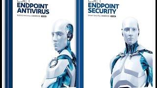 Где скачать бесплатно ESET Endpoint Security/Antivirus?