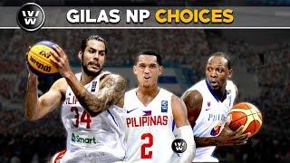 SBP, May Pinagpipilian nang PAPALIT kay Andray Blatche | Gilas Pilipinas - 2nd Round