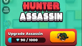 Hunter Assassin Gameplay || ios || android