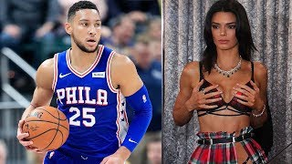 Ben Simmons CAUGHT With Kendall Jenner At WHITE CASTLE!