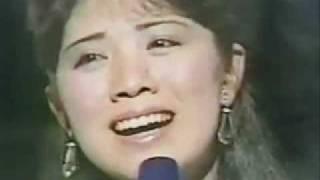 おばさん 森昌子 Mori Masako.