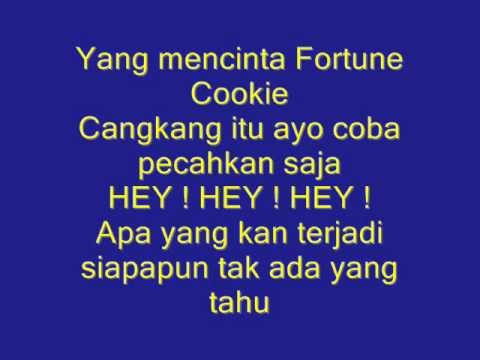 Lirik Lagu JKT48 Fortune Cookie