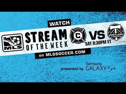 FREE LIVE Stream Of The Week: Chicago Fire Vs Portland Timbers Promo