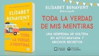 Booktrailer Toda La Verdad De Mis Mentiras Youtube