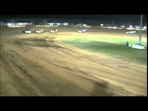Albany Motor Speedway 5-9-15 Super Late Model Feature