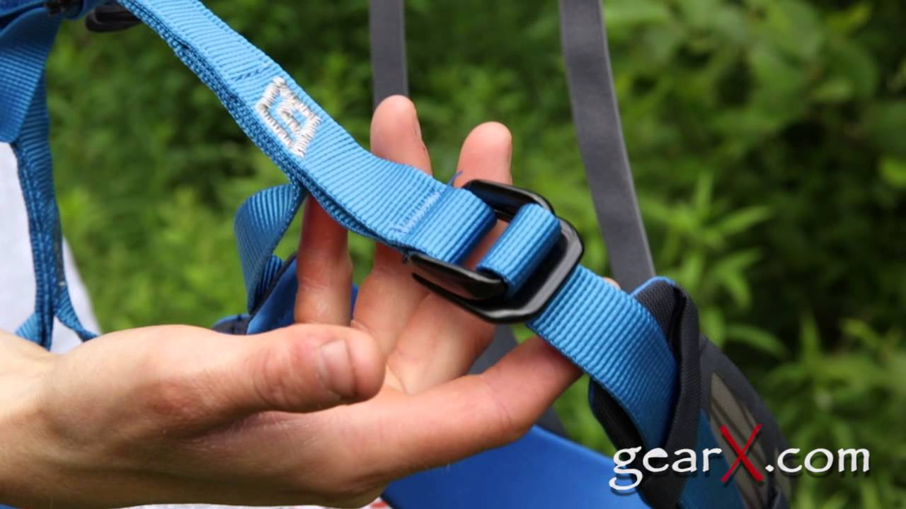 Klettergurt Black Diamond Chaos : Gear review black diamond aspect youtube