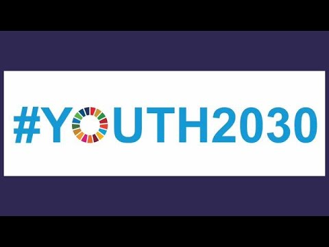 ECOSOC Youth Forum 2018 -- Generation 2030 makes a stand