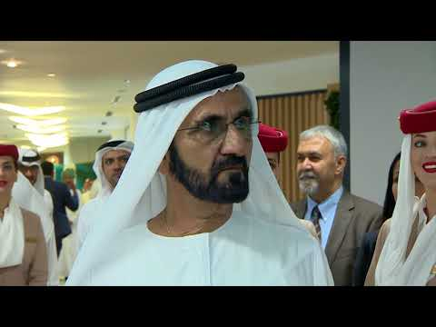 Congratulations, His Highness Sheikh Mohammed