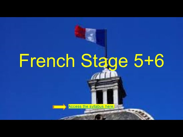 French Stage 6