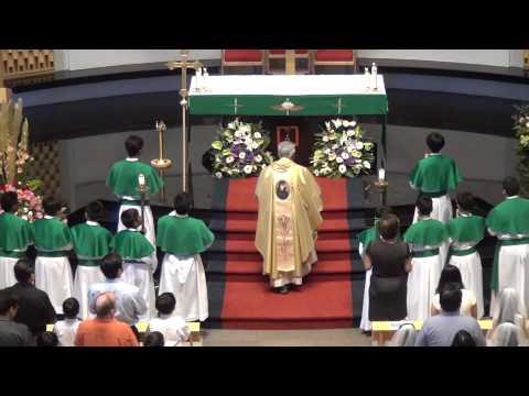 FHC 2013  at Church of Divine Mercy, Singapore
