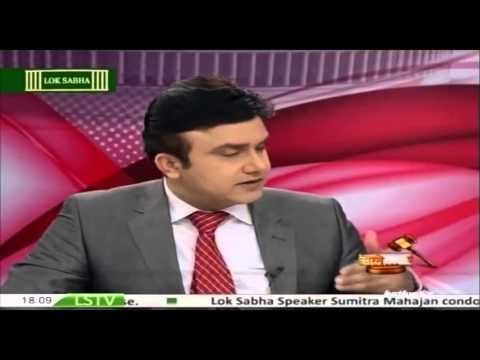 Top Lawyer of India, Dr. Surat Singh on Lok Sabha TV on the topic of 'Medical Negligence'- Part-I