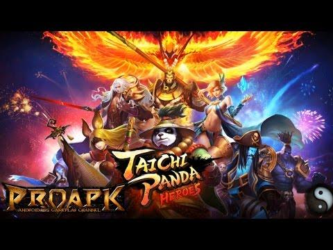 Taichi Panda: Heroes Gameplay (Panda) iOS / Android
