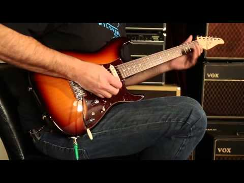 Tom Anderson Classic  •  SN: 08-30-13P