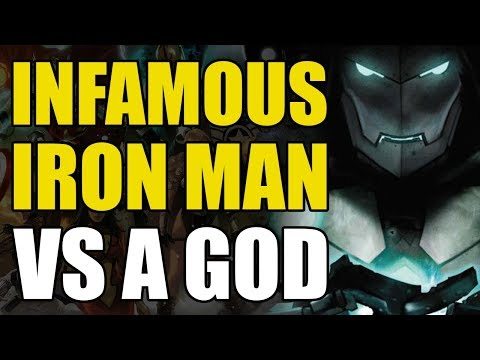 Infamous Iron Man vs a God! (Infamous Iron Man Vol 2: Absolution of Doom)