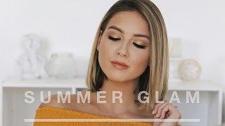 Summer Glam Makeup   Shelbey Wilson