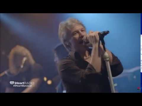 Bon Jovi iHeartRadio 2018 Full Concert