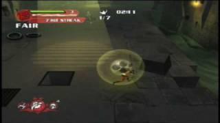 Robin vs Sin Tzu part 1 - Batman rise of Sin Tzu