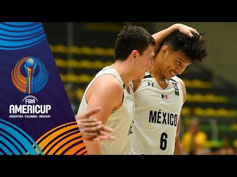 Mexico close out the game with this #TissotBuzzerBeater! - FIBA AmeriCup 2017