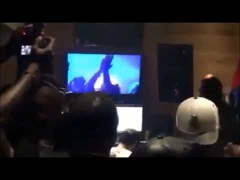 Meek Mill Ft Tracy T: Way Up (studio Preview)