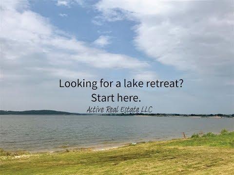 Lake Texoma Family Retreat
