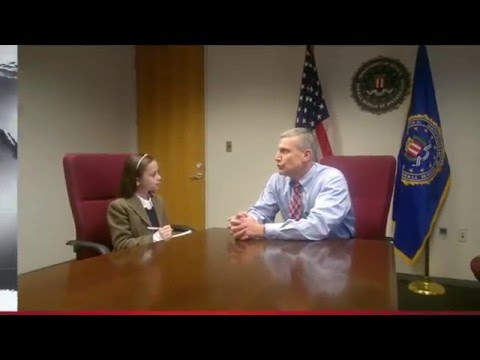 Shayna Interviews FBI Special Agent in Charge Harold Shaw