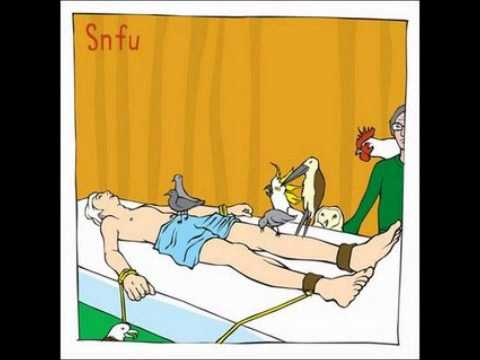 SNFU - Head Smashed In Buffalo Jump