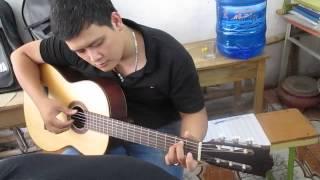 Tập guitar Triệu Đóa Hồng (học viên Gpt school)