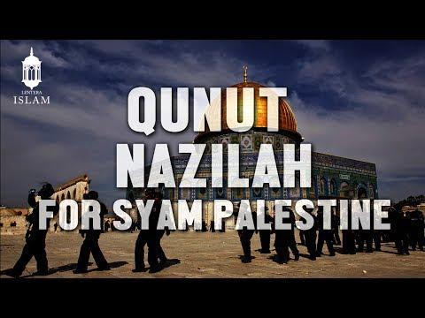 Qunut Nazilah untuk bumi Syam