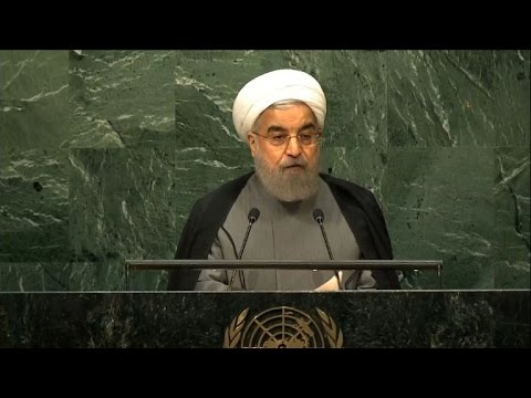 Rouhani uses UN address to hit US over nuclear deal