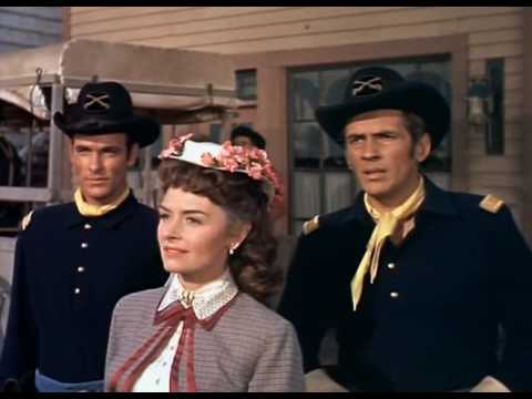 They Rode West (Western 1954) Robert Francis, Donna Reed, May Wynn