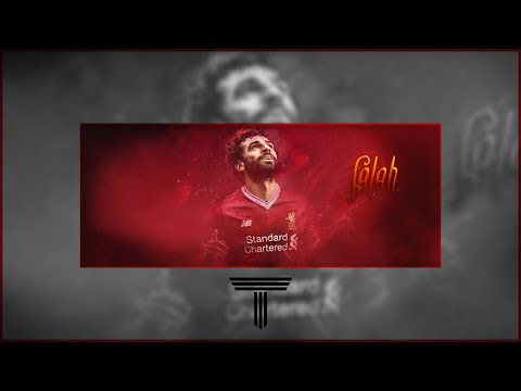 Photoshop football edit - Forum Signature - Mo Salah Liverpo