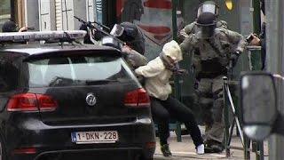 Paris Terror Suspect's Shooting and Capture