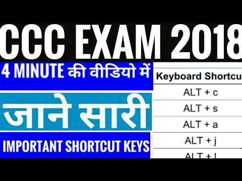 Computer All Shortcut Keys Pdf