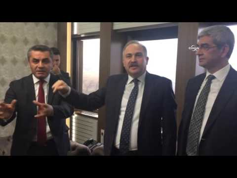 CHP'li Gök Ile TRT Genel Müdürü Göka'nın Tartışması