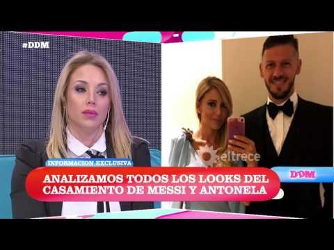 Fabián Medina Flores criticó el vestido de Evangelina Anderson y Celeste Paternó lo cruzó